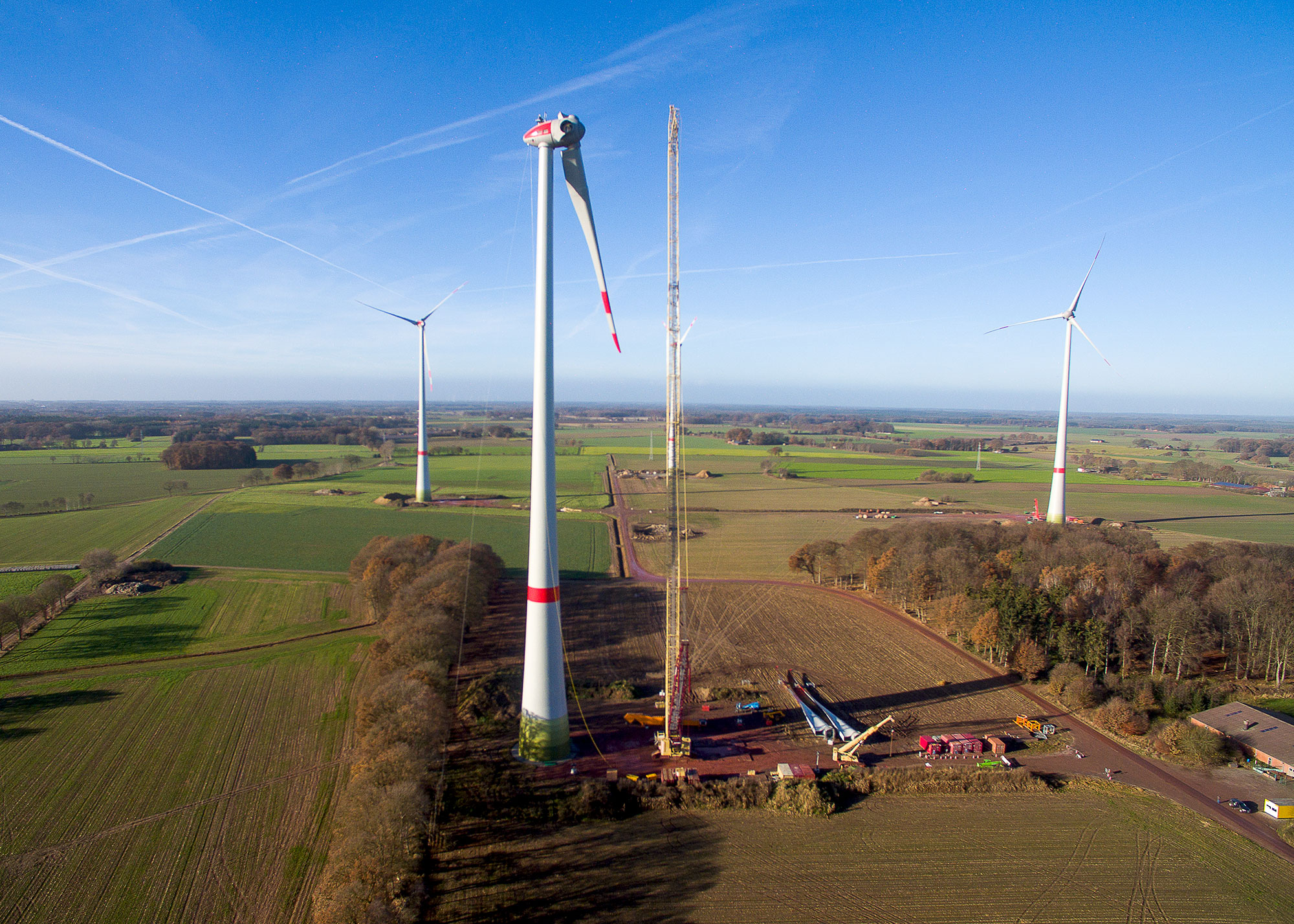 Windpark Düngstrup